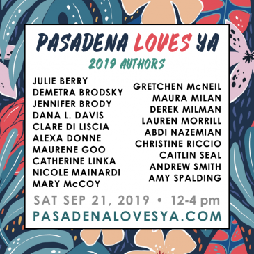Pasadena Loves YA Book Festival