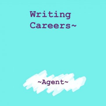 Writing Careers – Literary Agent